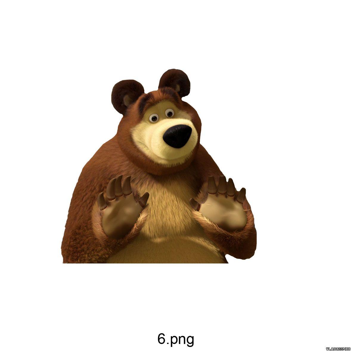 Маша и медведь 123 серия - 15c